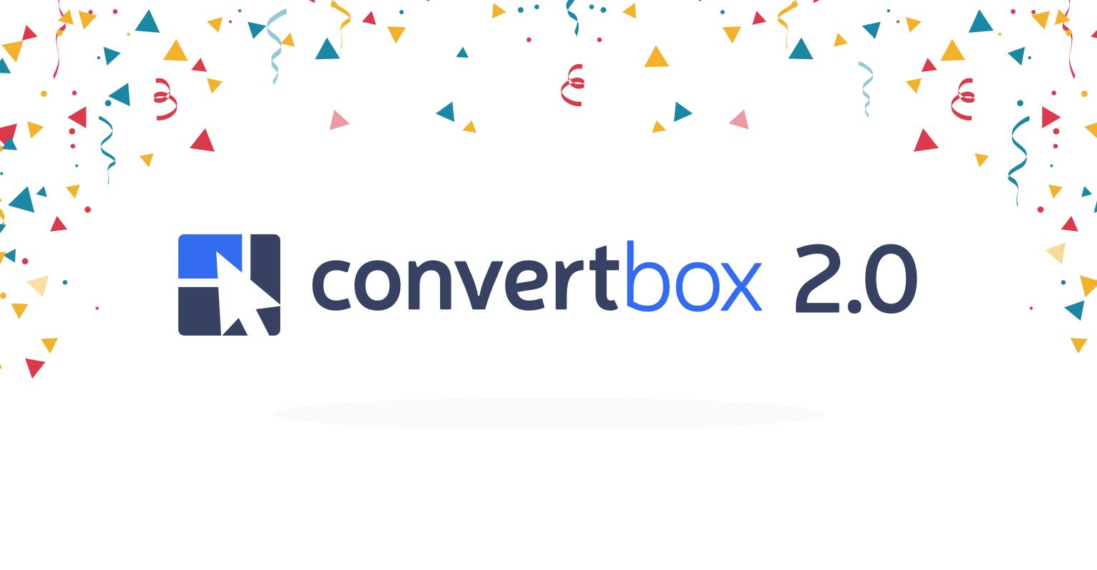 ConvertBox 2.0